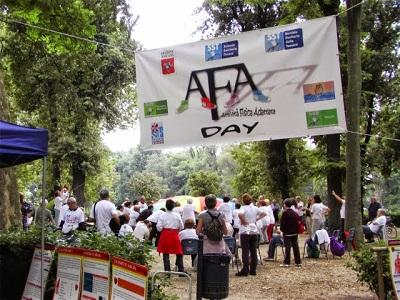 L'immagine simbolo di Afa Day 2016