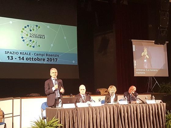 Cosimo Ferri, Sottosegretario Ministero della Giustizia, alla sessione mattutina dedicata al progetto ADA