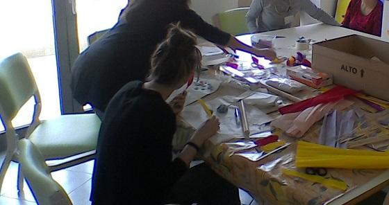 Servizio Civile Regionale - giovani volontari alla SdS