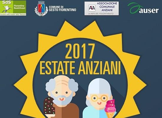 Locandina Estate Anziani 2017