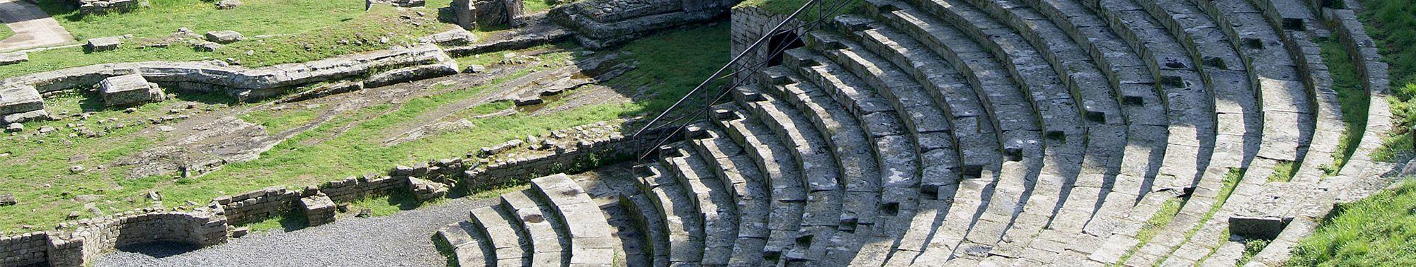 L'Anfiteatro Romano di Fiesole