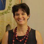 Il Presidente della SdS, Camilla Sanquerin